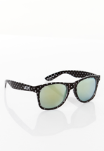 Vans - Spicoli 4 Shades Cement Polka Dots - Sunglasses