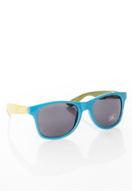 Vans - Spicoli 4 Shades Pear/Malibu Blue/Lemon Chrome - Sunglasses