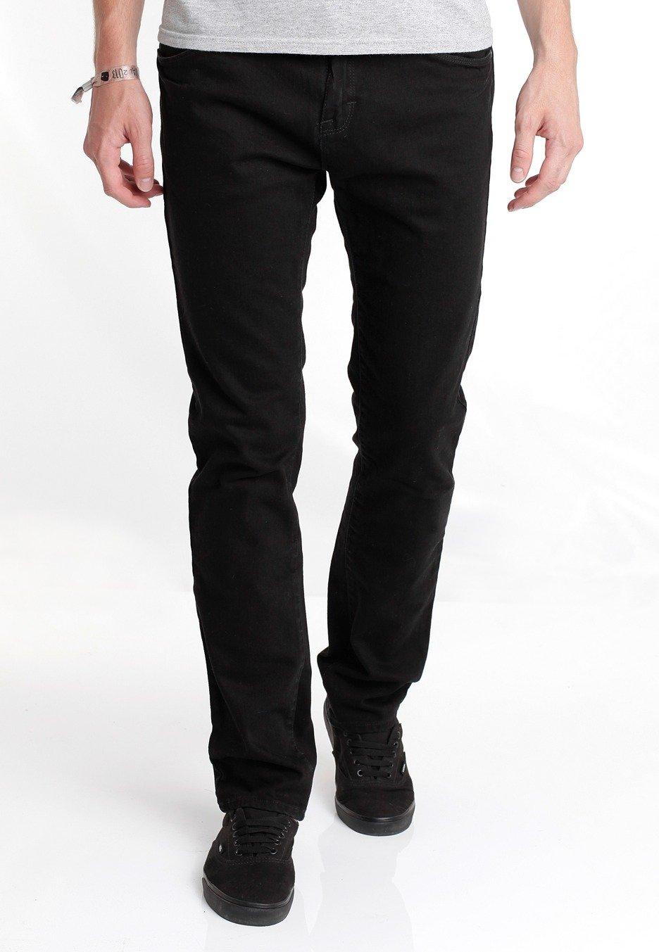Pure Black Jeans
