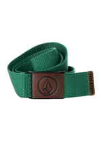Volcom - Circle Stone Web Green - Belt