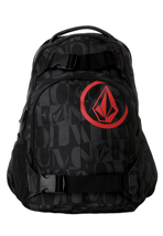 Volcom - Equilibrium Black Combo - Backpack