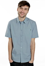 Volcom - Ex Factor Blue Bird Blue - Shirt