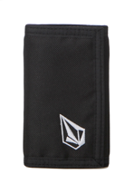 Volcom - Full Stone 3F Black On Black - Wallet