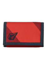 Volcom - Full Stone 3F Orange Red - Wallet