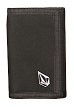 Volcom - Full Stone Black On Black - Wallet