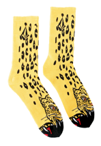 Volcom - Jimbo Philipps Puppet Yellow - Socks