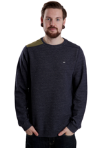 Volcom - Line Dark Navy - Sweater