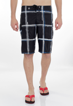 Volcom - Maguro Plaid 22 - Board Shorts