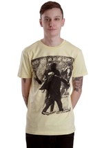 Volcom - Never Take No Light Yellow - T-Shirt