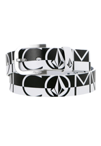 Volcom - One White/Black - Belt