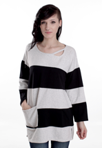 Volcom - Passing Notes - Girl Sweater