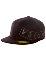 Volcom - Pistolish 210 Black On Black - Cap