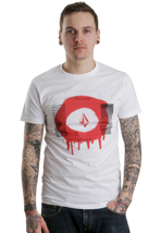Volcom - Switcher White - T-Shirt