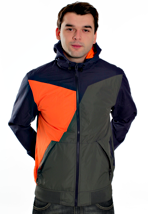 Volcom - Temper II Multicolored - Windbreaker