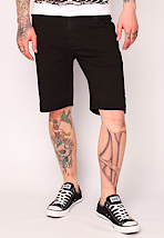 Volcom - Volver Dark Black - Shorts