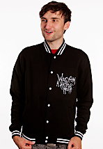 War From A Harlots Mouth - Berlin Logo - College Jacket