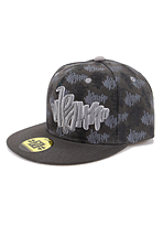 War From A Harlots Mouth - Tag Logo Allover Grey - Cap
