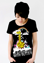 We Butter The Bread With Butter - Giraffe - Girly