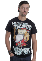 We Butter The Bread With Butter - Rute - T-Shirt