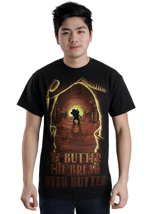 We Butter The Bread With Butter - Shoot Out - T-Shirt