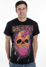 We Butter The Bread With Butter - Ugly Worm Of Darkness - T-Shirt