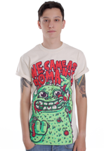 We Came As Romans - Bug Eater Natural - T-Shirt