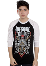 We Came As Romans - Helmet Black/White - Longsleeve