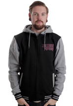 We Came As Romans - Logo Black/Grey - Zipper