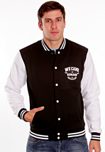 We Came As Romans - Shield Black/White - College Jacket