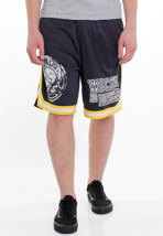We Came As Romans - Soldier Yellow Striped Navy - Shorts