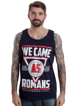 We Came As Romans - Stay Positive Navy - Tank