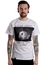 Wemoto - Action White - T-Shirt