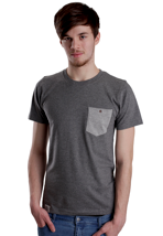 Wemoto - Blake Dark Heather - T-Shirt