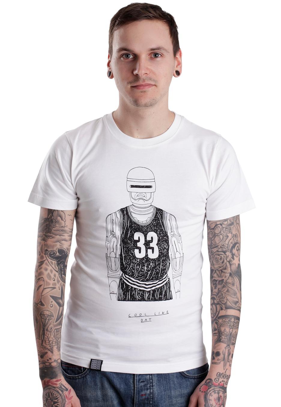 Cool White Shirts