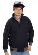 Wemoto - Crush Navy Blue - Jacket