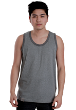 Wemoto - Vice Pine Melange/Pine Heather Microstriped - Tank