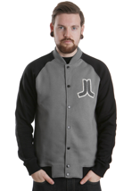 Wesc - Balker Quiet Fog - College Jacket