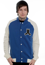 Wesc - Balker True Blue - College Jacket