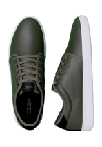 Wesc - Edmond Coated Moss Green - Shoes