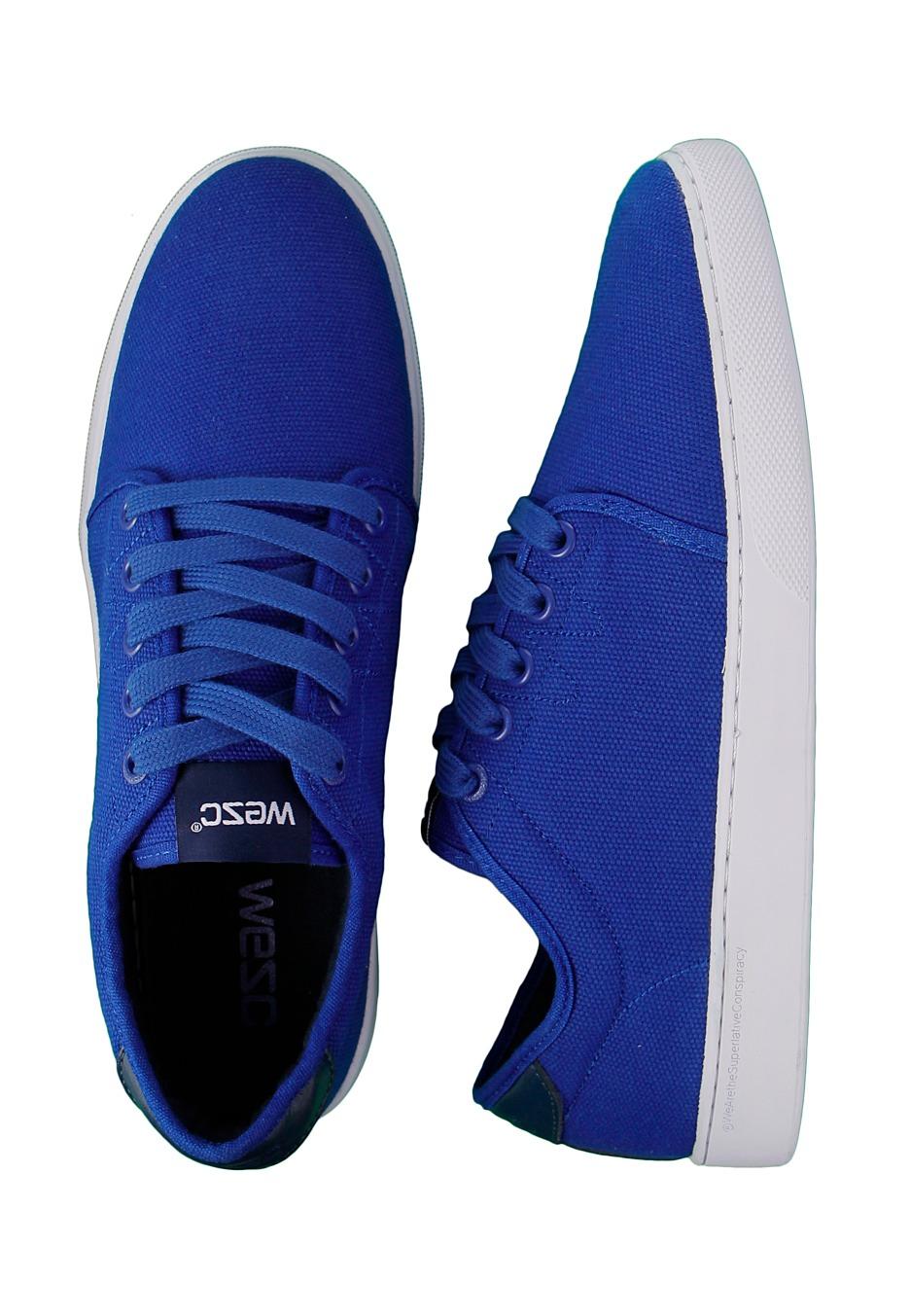 Wesc - Edmond Royal Blue - Shoes - Impericon.com Europe
