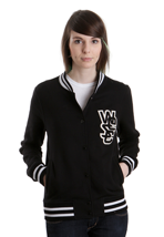 Wesc - Laika - Girl College Jacket