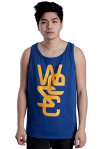 Wesc - Overlay True Blue - Tank