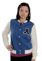 Wesc - Virginia True Blue - Girl College Jacket
