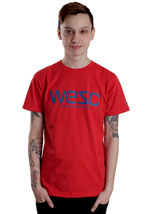 Wesc - WeSC Blood Red - T-Shirt
