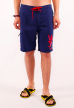 Wesc - Zeppelin Blue Dephts - Board Shorts