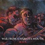 War From A Harlots Mouth - MMX - LP