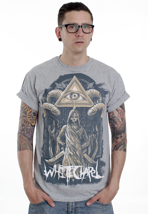 Whitechapel - Eye Sportsgrey - T-Shirt