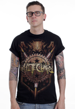Whitechapel - Shield - T-Shirt