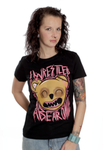 Iwrestledabearonce - Bearhead Stitch - Girly