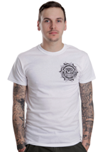 Your Demise - Cobra White - T-Shirt